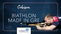 Biathlon made in Grenoble