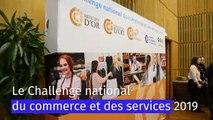 Challenge du commerce et des services 2019