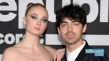 Sophie Turner Opens Up About Her Engagement To Joe Jonas   Billboard News