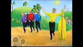 The Wiggles Safety 2003 Broadcast