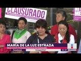 Marcha contra violencia de género; no más feminicidios | Noticias con Yuriria