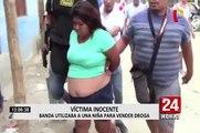 Piura: interviene banda que comercializaba droga en Máncora