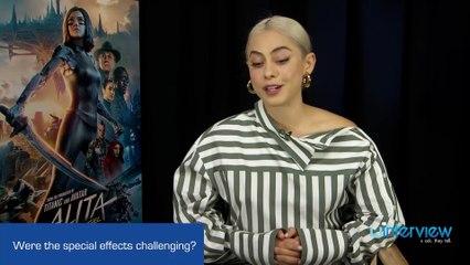 Rosa Salazar On 'Alita: Battle Angel,' Working With Director Robert Rodriguez