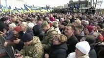Election présidentielle imprévisible en Ukraine