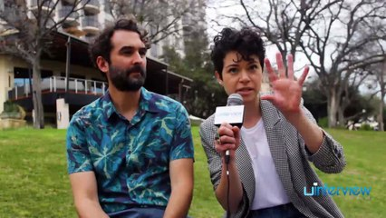 Tatiana Maslany & Jay Duplass On 'Pink Wall,' Working With Tom Cullen