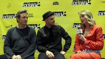 Helen Hunt, Jon Tenney & Adam Randall On Movie 'I See You'