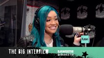 Saweetie Talks What Went Down in the DM with Quavo
