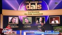 DALS : Julien Lepers est le pire danseur selon Chris Marques