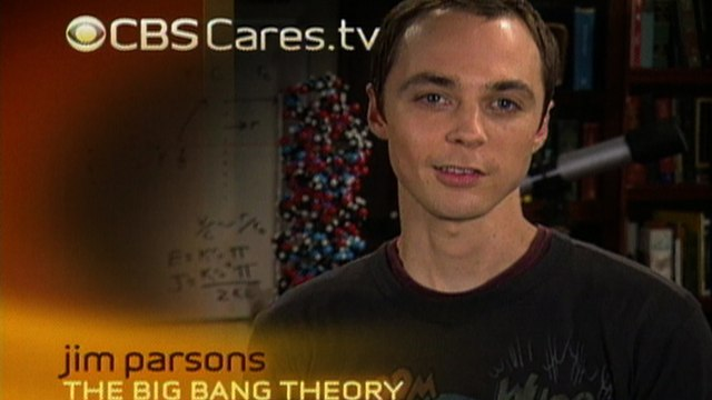 CBS Cares - Jim Parsons on Mentoring