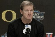 Oregon's Dana Altman discusses Bol Bol allegations