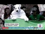 Estudiantes exigen más acciones contra el cambio climático | Noticias con Ciro Gómez