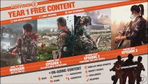 The Division 2 -  WORLD TIER 5 , GEAR SETS & NEW SPECIALIZATION CLASSES !!