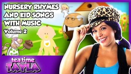 Nursery Rhymes and Kid Songs with Music - Volume 2