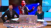 Panic! at the Disco's 'High Hopes' Just Broke a Major Pop Music Record