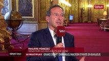 Emmanuel macron en débat à Evry-Courcouronnes - Sénat 360 (04/02/2019)
