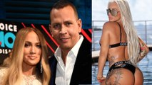 Playboy Model BLASTS Alex Rodriguez For Trying To Hook Up DAYS Before He Proposed to Jennifer Lopez!