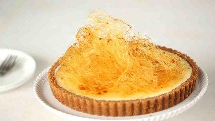 Bruleed Vanilla-Bean Cheesecake Video