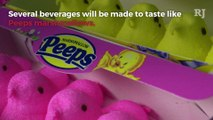 Dunkin' Donuts Introduces Peeps-Flavored Coffee and Donuts