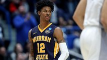 Should NBA Teams Consider Drafting Ja Morant #1 Overall?