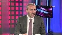 """AK Parti Genel Başkan Yardımcısı Mahir Ünal: """"İyi Parti ve Saadet Partisi, Terör Örgütünün..."""
