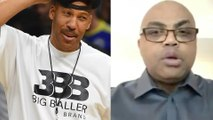 Charles Barkley Goes OFF, Calls Lavar Ball A JACKA*$!
