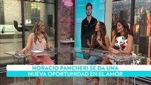 Horacio Pancheri se da una nueva oportunidad en el amor