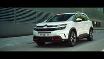 New SUV Citroen C5 Aircross Reveal