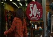 La crisis hace que muchos comercios apliquen ya sustanciosos descuentos