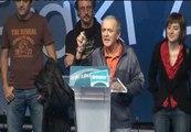 Amaiur tiende su mano a todas las fuerzas de Euskal Herria