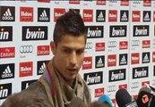 """Cristiano Ronaldo: """"Es un día especial porque he compartido mi felicidad con los aficionados"""""""