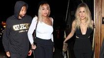 Khloe Kardashian Breaks Down Over Tristan-Jordyn Scandal On KUWTK!