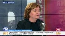 """""""Les Français ont envoyé au Parlement européen des gens qui ont voulu vivre de la politique mais qui n'y ont rien apporté"""": Nathalie Loiseau critique les député RN"""