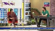 Salam Zindagi With Faysal Qureshi - Saud & Javeria Saud - 28th March 2019