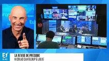 """Pour Bertrand Delanoë, Benjamin Griveaux a un atout pour la mairie de Paris : """"les provinciaux le détestent, c'est très parisien !"""" (Canteloup)"""