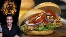 Chicken Mince Burger Recipe by Chef Basim Akhund 27 March 2019