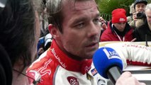 Tour de Corse auto Sebastien Loeb