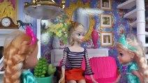 La RONDELLE ! Blanchisserie - Elsa & Anna les tout - petits- Mousse - Mess - Savon