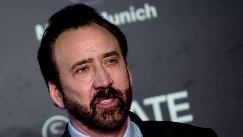 Nic Cage ties the knot in Vegas for fourth time