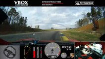 VÍDEO: Vuelta onboard y record del Porsche 911 GT2 RS en el circuito de Atlanta