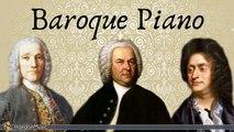 Vadim Chaimovich - Baroque Piano - Bach, Scarlatti, Pachelbel, Purcell