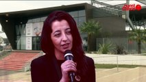 Assises de l'automobile 2019. Karima Delli, eurodéputée (Verts/ ALE), présidente de la commission transports et tourisme au Parlement européen