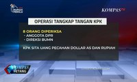 KPK Tangkap Bowo Sidik Pangarso, Anggota Komisi VI DPR Terkait Suap Distribusi Pupuk