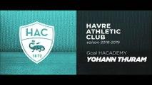 Goal Hacademy avec Yohann Thuram à Caucriauville