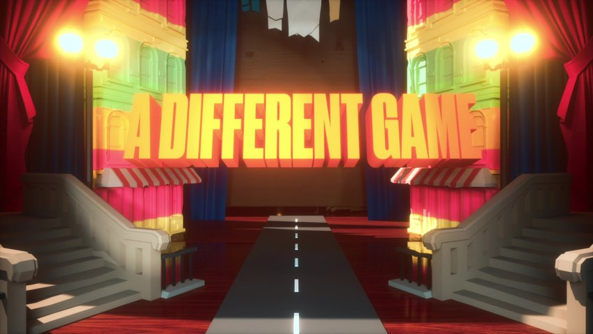 Andy Burrows - A Different Game