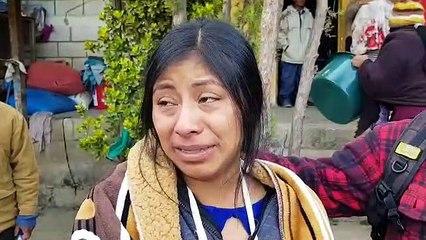 Victima tragedia  Nahualá