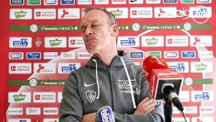 Brest - Clermont | Conférence de presse d'avant-match
