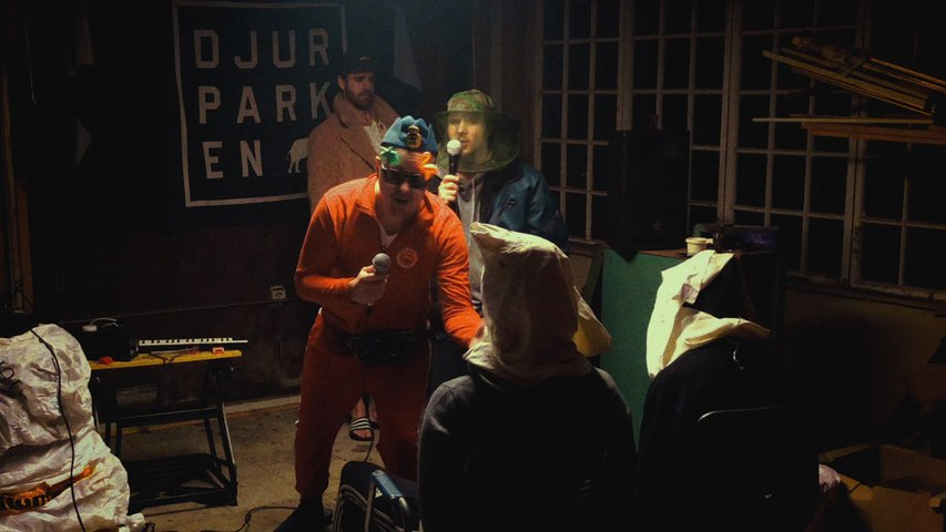 Djurparken - Minidisk The Movie