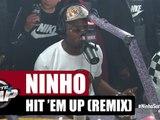 Ninho - Remix Hit'Em Up Tupac #PlanèteRap
