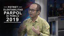Highlight Primetime News : Potret Elektabilitas Parpol Di Pemilu 2019