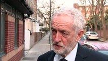 Corbyn: Labour won't support Brexit motion tomorrow